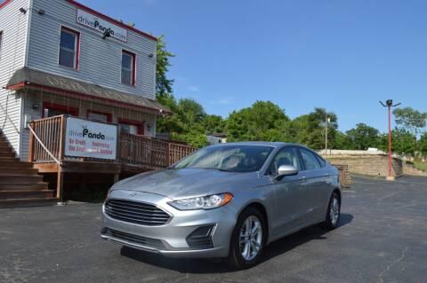 2020 Ford Fusion for sale at DrivePanda.com Joliet in Joliet IL