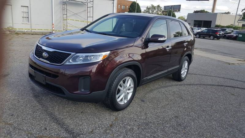 2014 Kia Sorento for sale at Two Rivers Auto Sales Corp. in South Bend IN