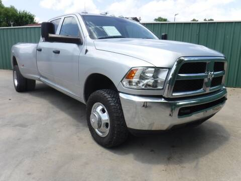 2018 RAM Ram Pickup 3500 for sale at Triple C Auto Sales in Gainesville TX