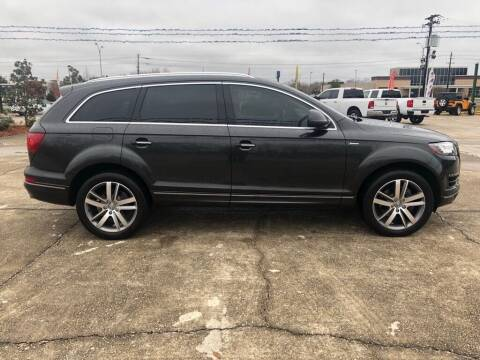 2015 Audi Q7 for sale at Southeast Auto Inc in Baton Rouge LA