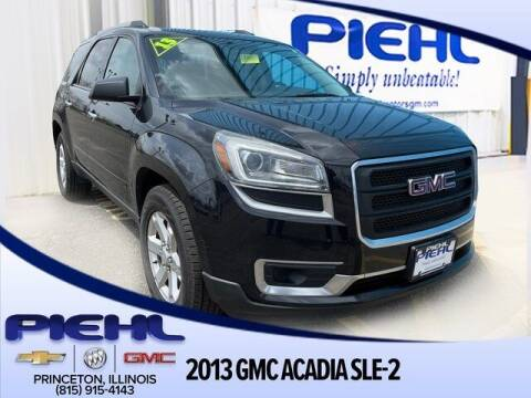 2013 GMC Acadia for sale at Piehl Motors - PIEHL Chevrolet Buick Cadillac in Princeton IL