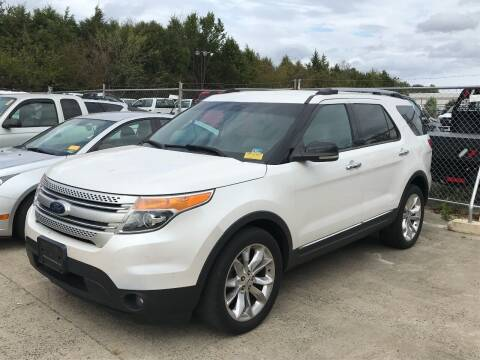 2012 Ford Explorer for sale at D&S IMPORTS, LLC in Strasburg VA