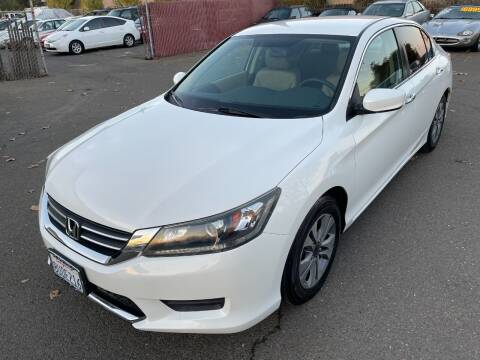 2014 Honda Accord for sale at C. H. Auto Sales in Citrus Heights CA
