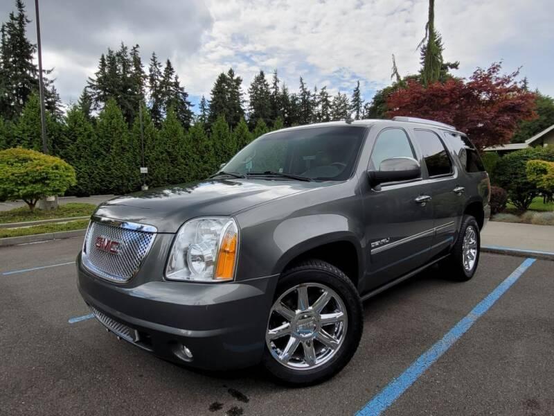 2011 GMC Yukon for sale at Silver Star Auto in Lynnwood WA