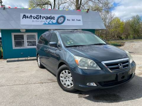 2005 Honda Odyssey for sale at Autostrade in Indianapolis IN
