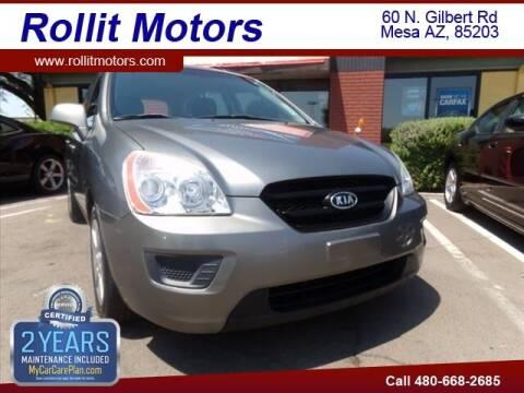 2009 Kia Rondo for sale at Rollit Motors in Mesa AZ