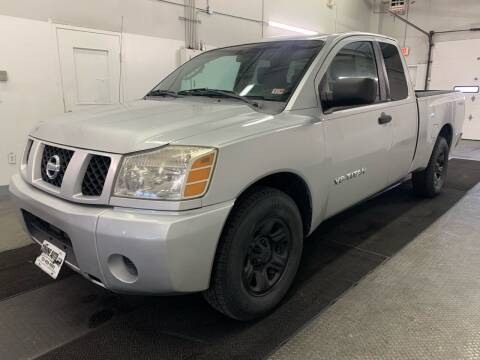 2006 Nissan Titan for sale at TOWNE AUTO BROKERS in Virginia Beach VA