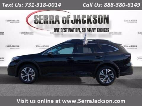 2020 Subaru Outback for sale at Serra Of Jackson in Jackson TN