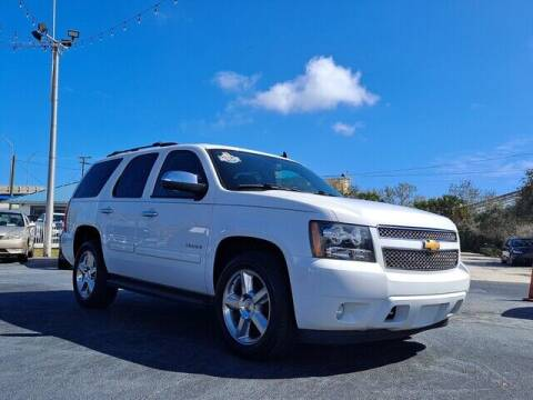 2014 Chevrolet Tahoe for sale at Select Autos Inc in Fort Pierce FL