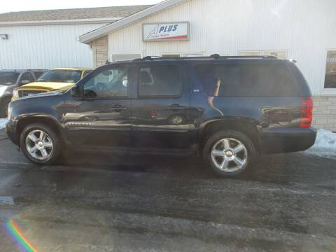2007 Chevrolet Suburban for sale at A Plus Auto Sales/ - A Plus Auto Sales in Sioux Falls SD