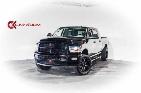 2014 RAM Ram Pickup 2500 for sale at CarXoom in Marietta GA