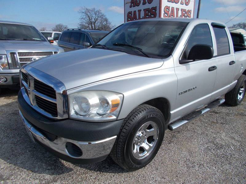 2007 Dodge Ram Pickup 1500 for sale at OTTO'S AUTO SALES in Gainesville TX