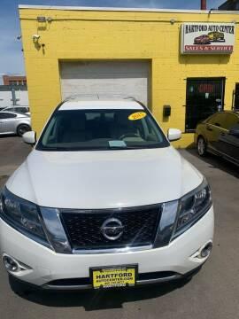 2013 Nissan Pathfinder for sale at Hartford Auto Center in Hartford CT