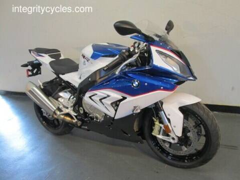 2016 BMW S 1000RR for sale at INTEGRITY CYCLES LLC in Columbus OH