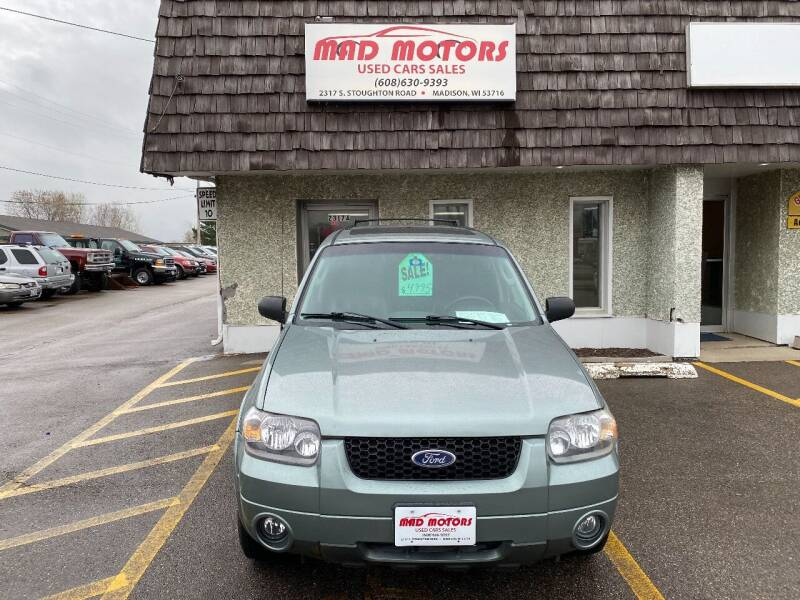 2006 Ford Escape Hybrid for sale in Madison, WI