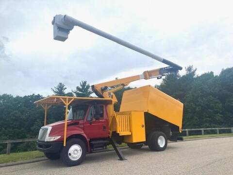 2009 International 4300 for sale at Bay Road Truck in Rowley MA