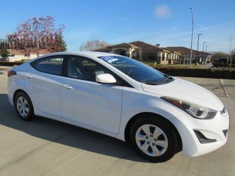 2016 Hyundai Elantra for sale at 2Win Auto Sales Inc in Oakdale CA