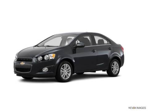 2015 Chevrolet Sonic for sale at Bellavia Motors Chevrolet Buick in East Rutherford NJ