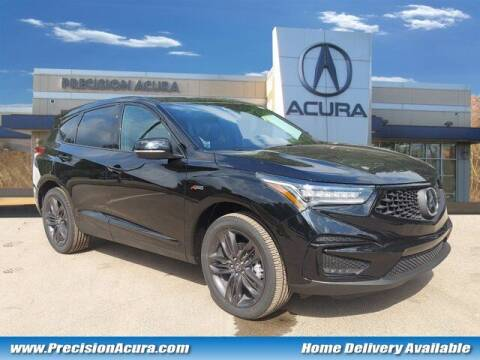 2021 Acura RDX for sale at Precision Acura of Princeton in Lawrence Township NJ