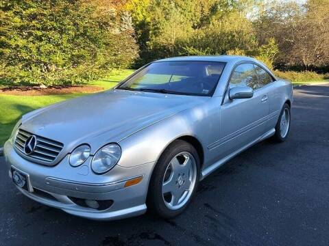 2001 Mercedes-Benz CL-Class for sale at Island Motor Cars in Nesconset NY