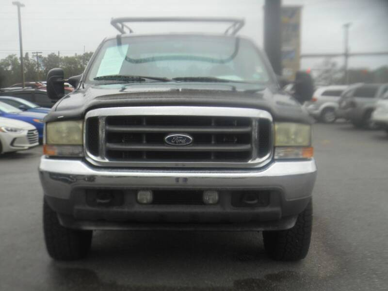 2002 Ford F-250 Super Duty for sale at Gulf South Automotive in Pensacola FL