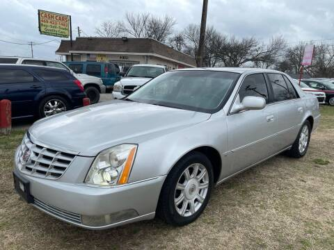 2010 Cadillac DTS for sale at Texas Select Autos LLC in Mckinney TX