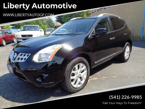 2011 Nissan Rogue for sale at Liberty Automotive in Grants Pass OR