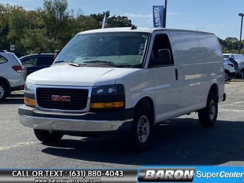 2019 GMC Savana Cargo for sale at Baron Super Center in Patchogue NY