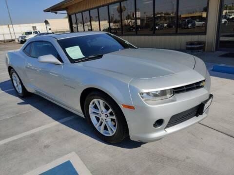 2014 Chevrolet Camaro for sale at California Motors in Lodi CA