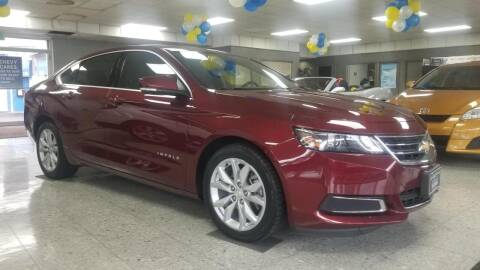 2016 Chevrolet Impala for sale at Whitmore Chevrolet in West Point VA
