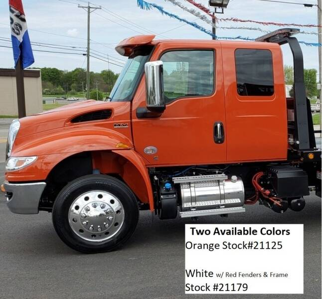 2022 International MV Extended Cab for sale at Ricks Auto Sales, Inc. in Kenton OH