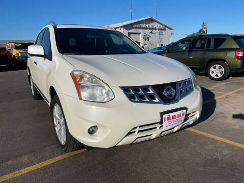 2012 Nissan Rogue for sale at De Anda Auto Sales in South Sioux City NE