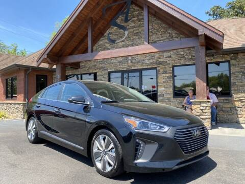 2019 Hyundai Ioniq Hybrid for sale at Auto Solutions in Maryville TN