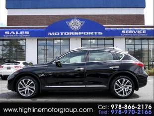 2017 Infiniti QX50 for sale at Highline Group Motorsports in Lowell MA
