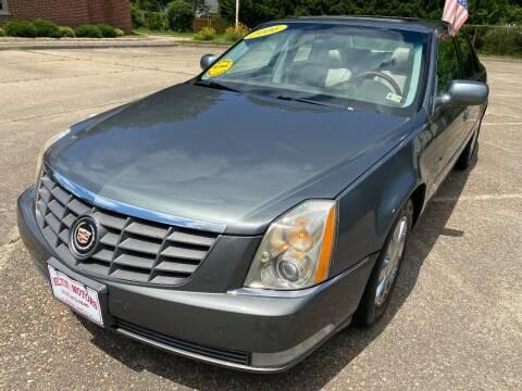 2006 Cadillac DTS for sale at Hilton Motors Inc. in Newport News VA