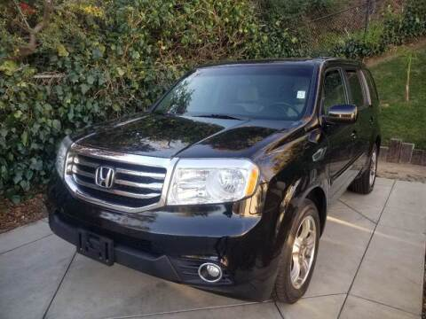 2015 Honda Pilot for sale at Best Quality Auto Sales in Sun Valley CA