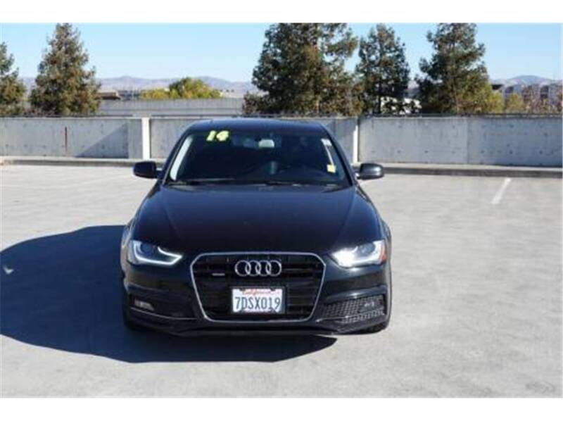 2014 Audi A4 for sale at BAY AREA CAR SALES in San Jose CA