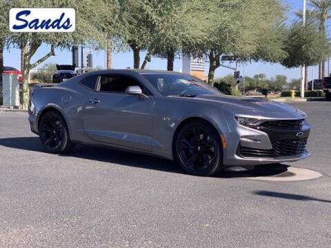 2019 Chevrolet Camaro for sale at Sands Chevrolet in Surprise AZ