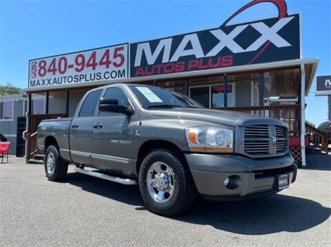 2006 Dodge Ram Pickup 2500 for sale at Maxx Autos Plus in Puyallup WA