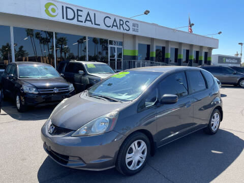 2011 Honda Fit for sale at Ideal Cars Apache Junction in Apache Junction AZ