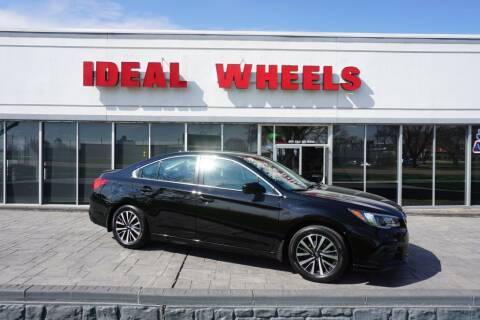 2018 Subaru Legacy for sale at Ideal Wheels in Sioux City IA