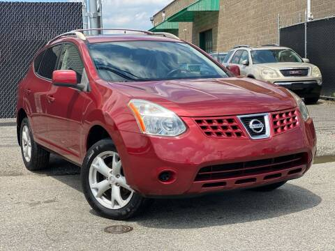 2008 Nissan Rogue for sale at Illinois Auto Sales in Paterson NJ