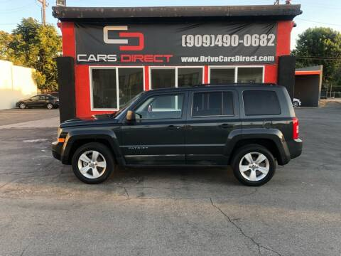 2011 Jeep Patriot for sale at Cars Direct in Ontario CA