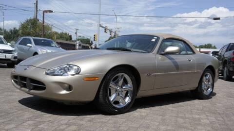 1999 Jaguar XK-Series for sale at Cars-KC LLC in Overland Park KS