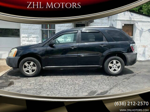 2005 Chevrolet Equinox for sale at ZHL Motors in House Springs MO