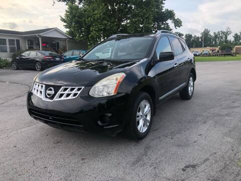 2012 Nissan Rogue for sale at IH Auto Sales in Jacksonville NC