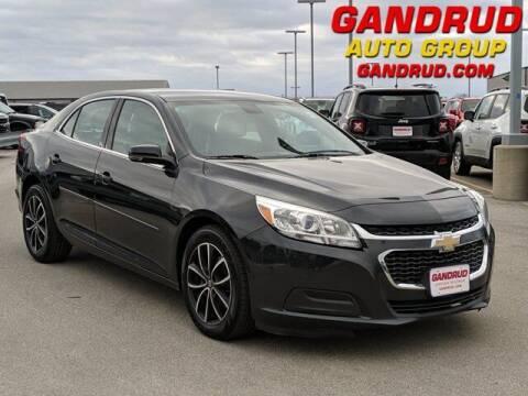 2015 Chevrolet Malibu for sale at Gandrud Dodge in Green Bay WI