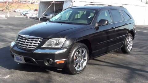 2008 Chrysler Pacifica for sale at LAKE CITY AUTO SALES in Forest Park GA