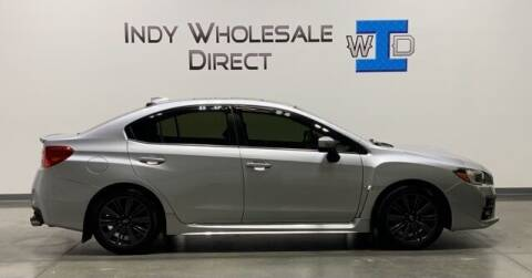 2015 Subaru WRX for sale at Indy Wholesale Direct in Carmel IN