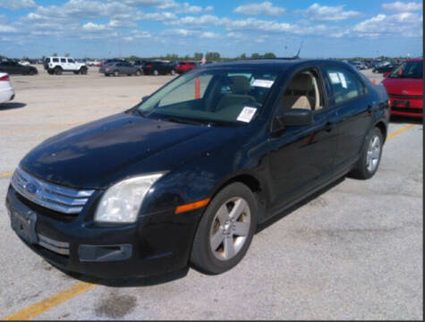 2008 Ford Fusion for sale at HW Used Car Sales LTD in Chicago IL